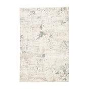 Jaipur Living Edge Abstract Beige/Gray Area Rug, 9'x13'