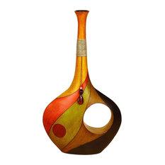 Odelia Polystone Vase