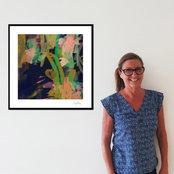 Sonja Robar - Abstract Artist's photo