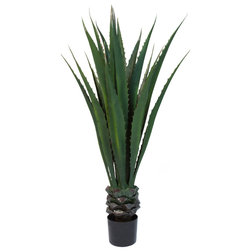 Modern Artificial Plants And Trees by Trademark Global