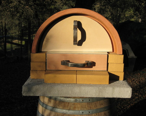 Portable outdoor wood fired & gas pizza oven - Outdoor Pizza Ovens
