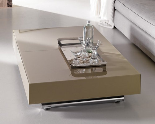 Awesome Ozzio Box Transformable Table   Living Room Furniture