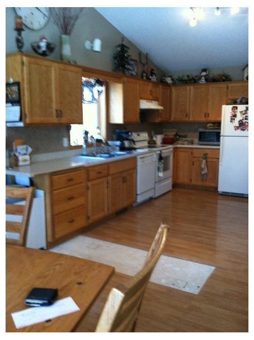 Need Help In Choosing A Floor Color, How To Pick Flooring Color For Kitchen