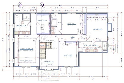 Average Cost To Have Drawings Of A New Home With Floorplan
