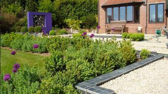 Impressive Front garden