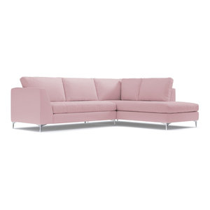 London Maxi Sectional Sofa Contemporary Sectional Sofas By