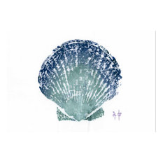 Scallop Shell Placemats, Set of 4