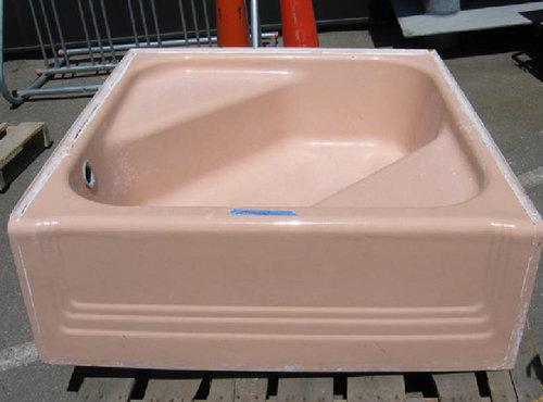 Replace A Cinderella Bathtub - 4x4 bathtub