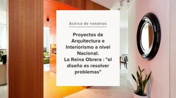 Vídeo destacado de La Reina Obrera - Arquitectura e Interiorismo