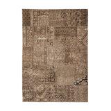 KHAYMA Farrago 8784 in Dust Brown Rectangle Modern Rug 170x240cm