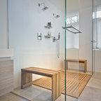Master Bath - Modern - Bathroom - Minneapolis - by Partners 4, Design