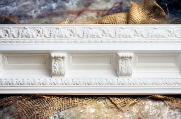 Decori Per Pareti In Gesso : La ri scoperta dello stucco per decorare pareti e soffitti