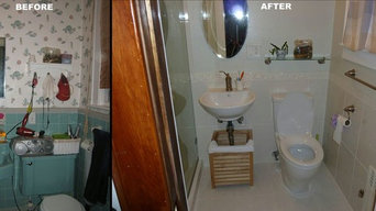 Before & After Bathrooms
