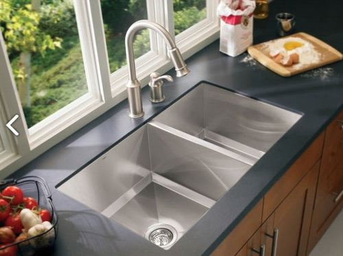 Location For Ro Beverage Faucet At Kitchen Sink