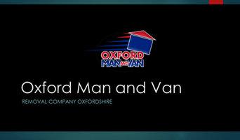 Oxford Man and Van