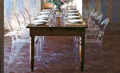 Sedie Moderne Tavolo Antico