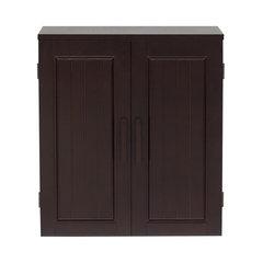 Charmant Elegant Home Fashions Altra Wall Cabinet, Dark Espresso. Shallow Medicine  Cabinets
