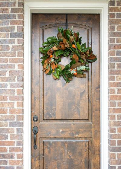 Diy Make A Fresh Magnolia Wreath