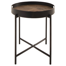 Industrial Side Tables & End Tables by Zago