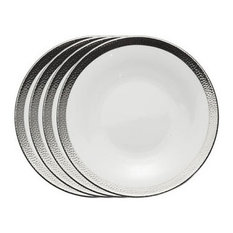Silversmith Tidbit Plate Set - Dinnerware Sets  sc 1 st  Houzz - AJC.com & Eclectic Dinnerware Sets For Your Home   Houzz