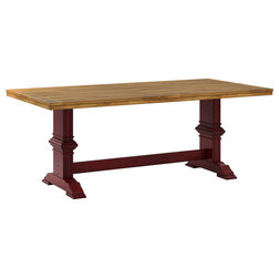 Traditional Dining Tables by Inspire Q