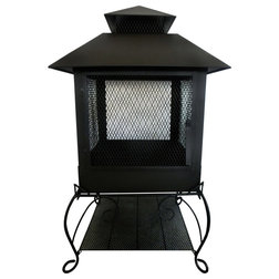 Traditional Fire Pits by Charles Bentley & Son Ltd