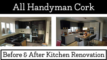 Bathroom & Kitchen Renovation