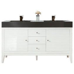 Midcentury Bathroom Vanities And Sink Consoles by James Martin Furniture