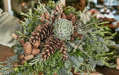Trin for trin: Professionel juledekoration af naturmaterialer