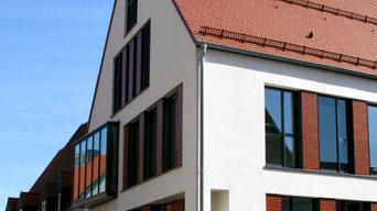Erweiterung & Fassadensanierung