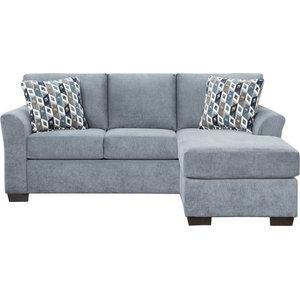 Sensational Simmons Upholstery Jojo Smoke Full Sleeper Sofa Home Interior And Landscaping Mentranervesignezvosmurscom