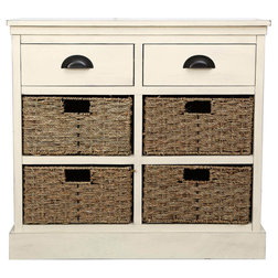 Country Decorative Chests & Cabinets by Glamour Home