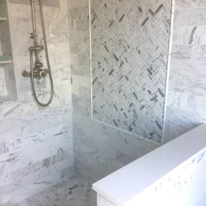 Jersey City Master Bath