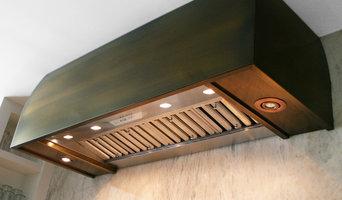 Custom Copper & Stainless Steel Hoods