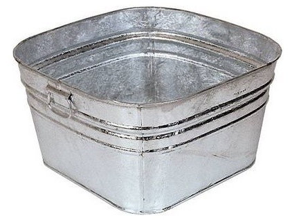 traditional utility tubs by Lehman's