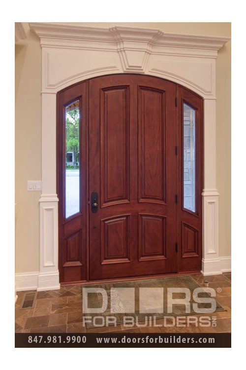 Solid Wood Entry Doors For Builders Inc More Info