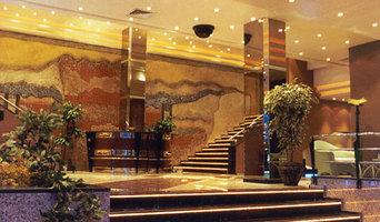 interior design of casino