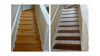 Stairs and Floor Revamp