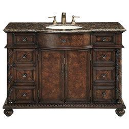 Victorian Bathroom Vanities And Sink Consoles by Pot Racks Plus