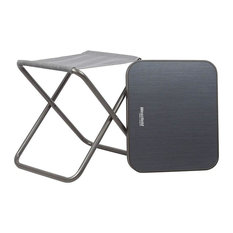 Kobold Folding Camping Stool with Detachable Table Top