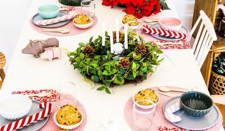 Cómo poner una mesa de Navidad perfecta, según 4 expertos