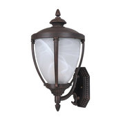 Special Lite F-3727 Hampton 1 Light 22 Inch Tall Outdoor Wall Sconce
