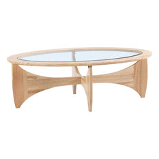 Fine Mod Imports Opec Coffee Table Natural