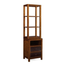 Hammary Furniture - Pier Top in Whiskey Finish - Media Cabinets