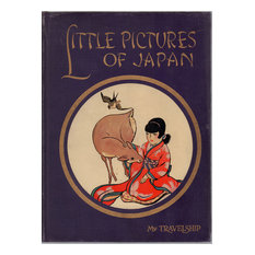 Decorative Book, Little Pictures of Japan