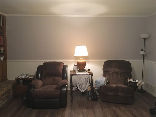 Wall Lamps Living Room Behind Couch