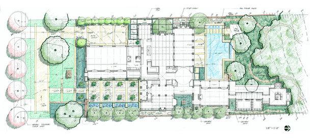 Site And Landscape Plan by Archiverde Landscape Architecture