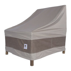 """Duck Covers Elegant 28"""" Stackable Patio Chair Cover"""
