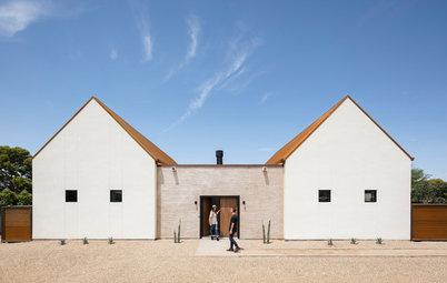 Arquitectura: Sencillez inspirada en las misiones españolas