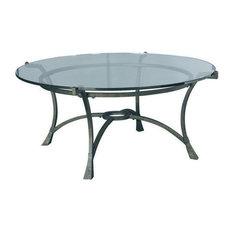 Hammary Sutton Round Cocktail Table